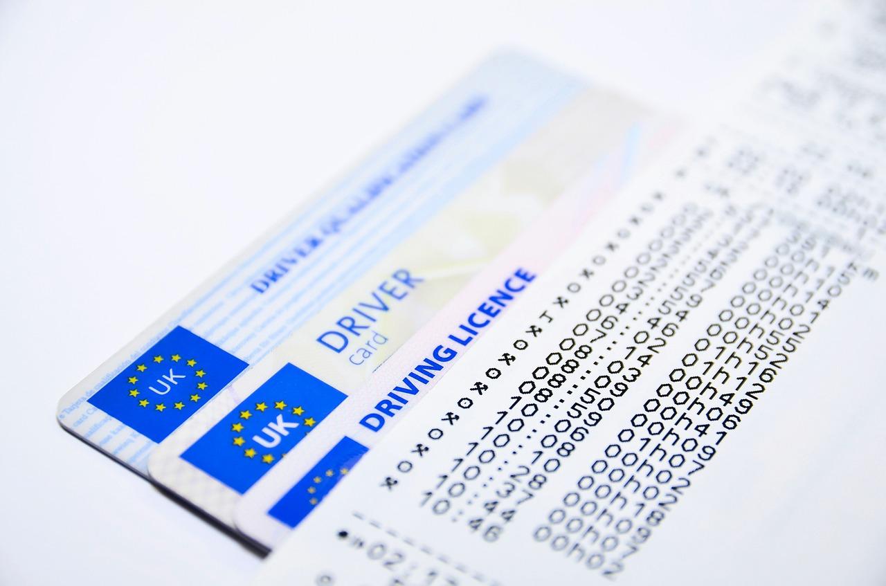 免許の画像