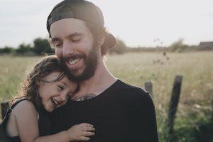 素敵な笑顔の画像