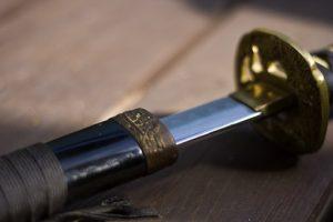 日本刀の画像