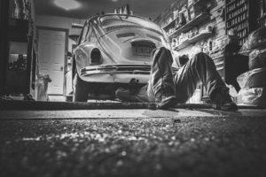 自動車整備の画像